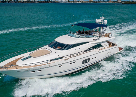 Fairline Yachts for Sale | Galati Yachts