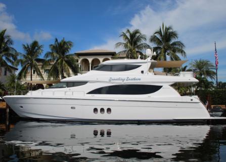 Hatteras Yachts | Motoryacht and Sportfish Models | Galati