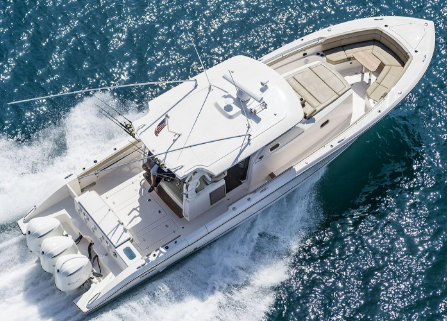 Pursuit Yachts for Sale Ranging from 35' to 40' | Galati Yachts