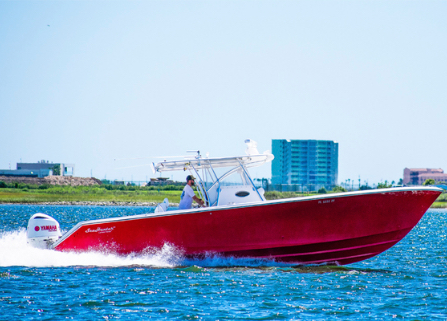 SeaHunter Boats   Tournament and Floridian Models   Galati