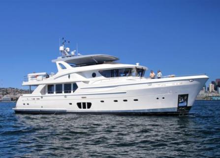 Selene Yachts | Classic Explorer, Voyager, Ocean Explorer