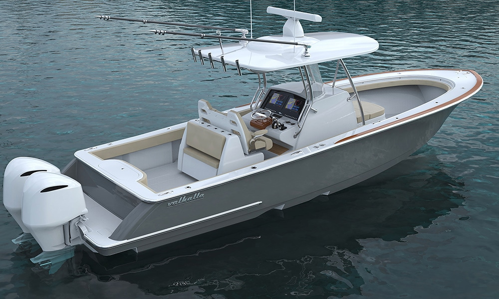 Valhalla Boatworks V-41