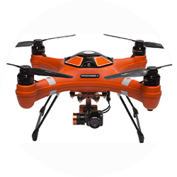 Splash Drone: best gift for new yacht owners
