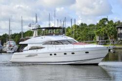 2003 Viking Princess Yachts 65 Motor Yacht Selah Way