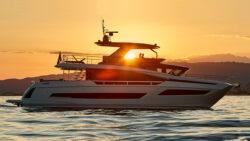 X70 Prestige Yacht