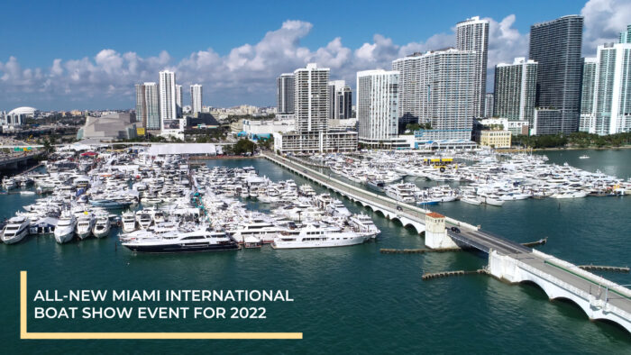 all-new miami interntional boat show event