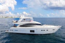 Pre-Owned Princess Yacht- 2013 PRINCESS 72 MOTOR YACHT