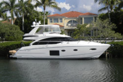2016 PRINCESS 52 FLYBRIDGE: Pre-Owned Princess Yachts