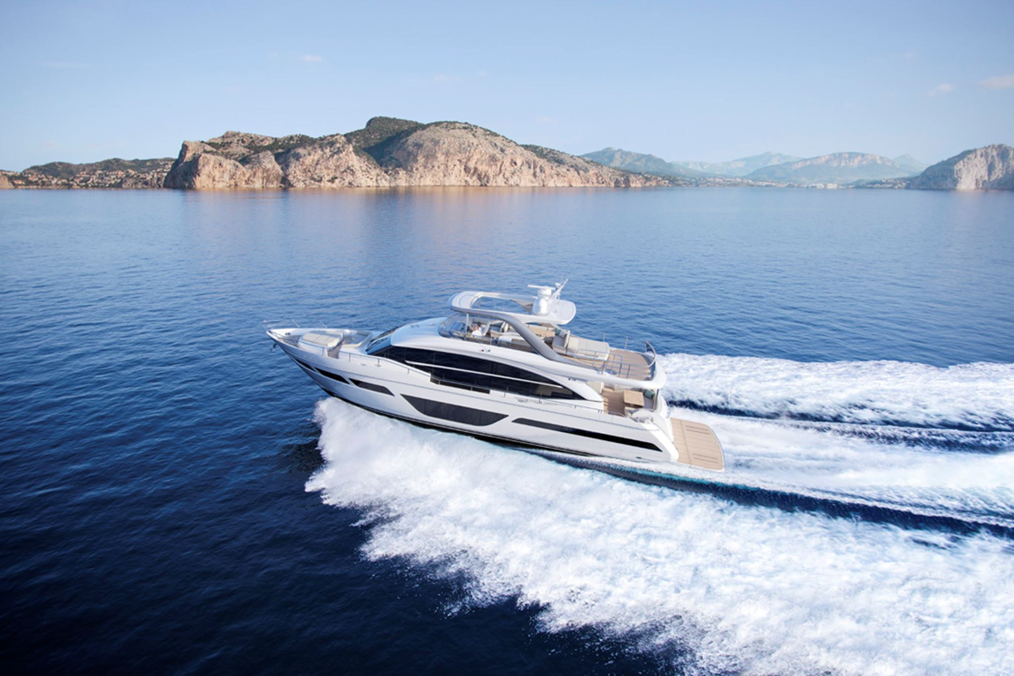 New Princess 78 Motor Yacht Yacht