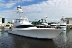 Goose 2019 72 Viking Yacht Convertible