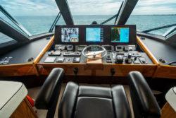 2017 72 Viking Yacht EB Raisers Edge