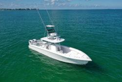 2014 Bahama Yachts 41 Center Console Galati Yacht Sales Trade