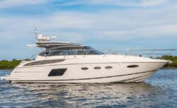 2014 PRINCESS V48: Pre-Owned Princess Yachts