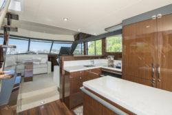 Highlander pre-owed Maritimo Yacht