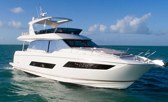 New Prestige 680 Motor Yacht Yacht