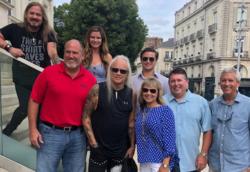 Galati Team in Europe