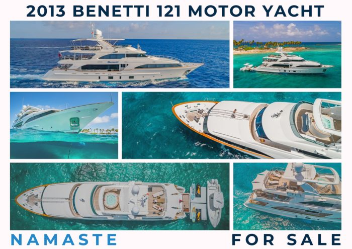 2013 Benetti 121 Motor Yacht | Top Yacht to see at Miami Yacht Show