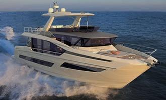 New Prestige X70 Yacht