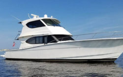 ISLAND GIRL pre-owned Maritimo Yacht