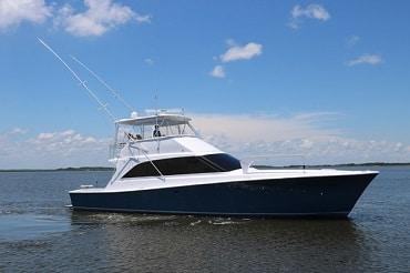 New 1991 OCEAN YACHTS YACHTS 53 CONVERTIBLE Yacht