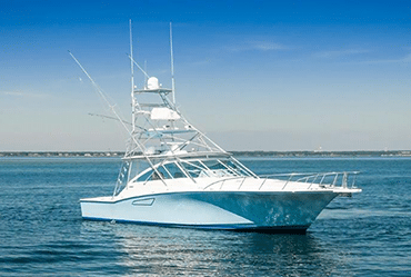 New 1999 CABO 45 OPEN Yacht