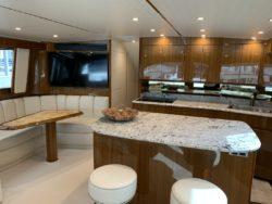 2016 Viking Yachts 55 Convertible Trade