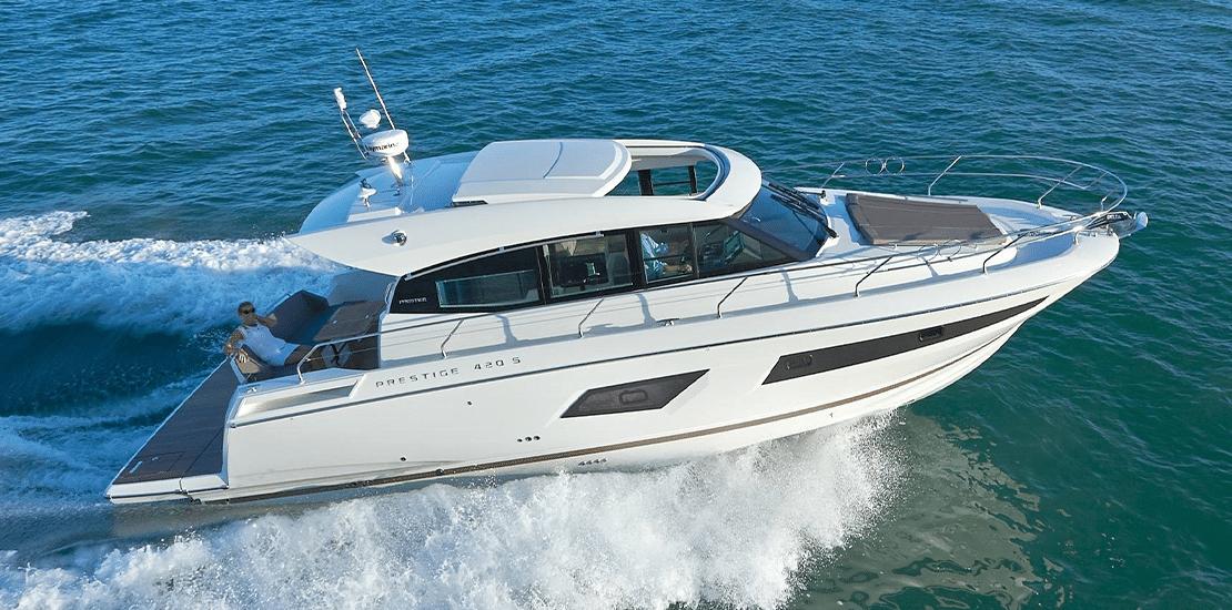 New Prestige 420S Express Yacht