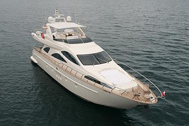 New 2007 Azimut Yachts 80 Motor Yacht Yacht