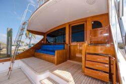 2008 Mark Willis Yachts 76 Custom Sportfish