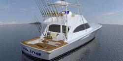 New Viking Yachts 54 Convertible
