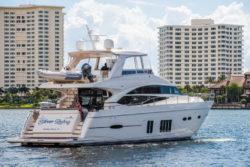 2013 72 Princess Motor Yacht