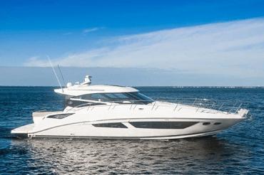 New 2016 SEA RAY 47 SUNDANCER Yacht
