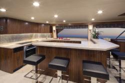 2015 Viking Yacht 92 EB