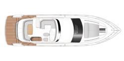 Princess Yachts F50
