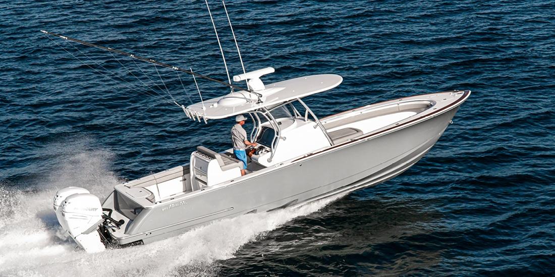 New Valhalla V-33 Yacht