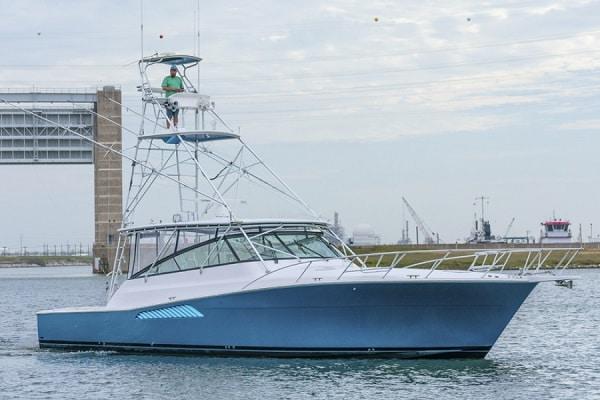 New 2000 VIKING YACHTS 50 OPEN Yacht