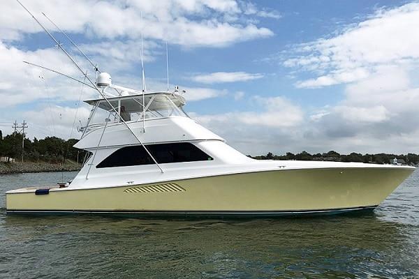 New 2002 VIKING YACHTS 55 CONVERTIBLE Yacht