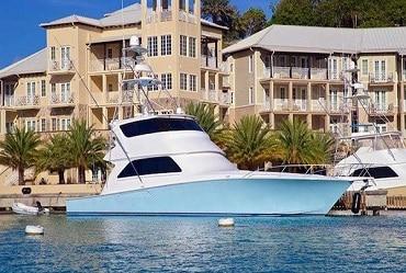 New 2005 VIKING 74 ENCLOSED BRIDGE Yacht
