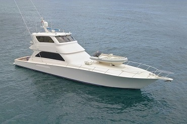 New 2005 VIKING YACHTS 74 ENCLOSED BRIDGE Yacht