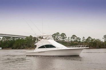 New 2006 OCEAN 50 CONVERTIBLE Yacht