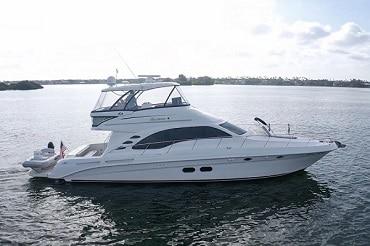 New 2006 SEA RAY YACHTS 58 SEDAN BRIDGE Yacht