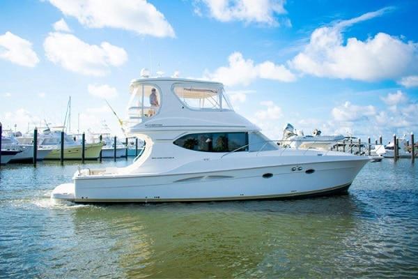 New 2006 SILVERTON 50 CONVERTIBLE Yacht