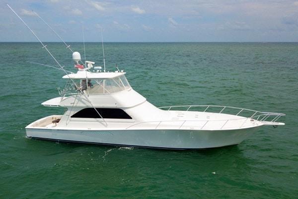 New 2006 VIKING 61 CONVERTIBLE Yacht