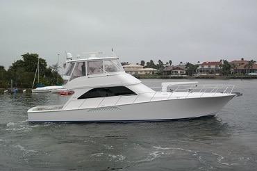 New 2006 Viking Yachts 56 Convertible Yacht