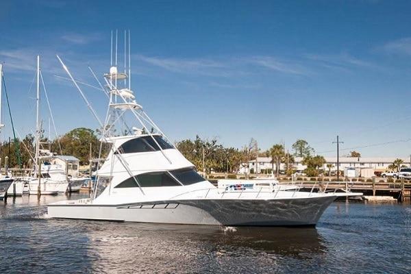 New 2007 Gillman Yachts 57 Enclosed Bridge Yacht