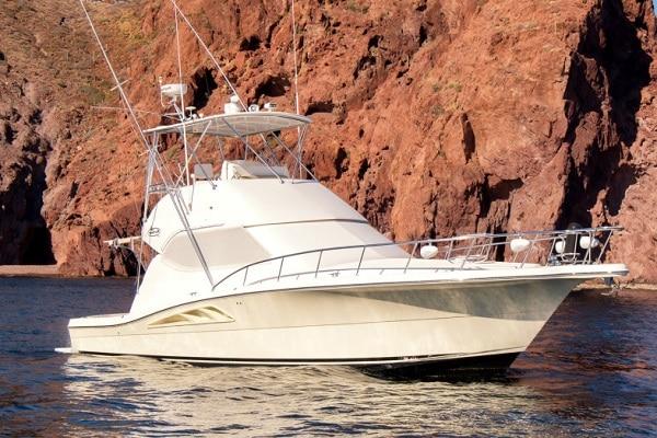 New 2007 RAMPAGE 45 CONVERTIBLE Yacht