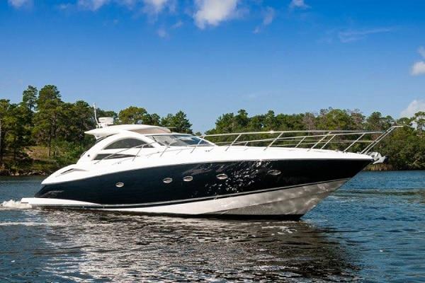 New 2007 SUNSEEKER YACHTS 55 PREDATOR Yacht