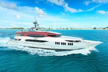 New 2008 Trinity Yachts 164 Tri-deck Motor Yacht Yacht