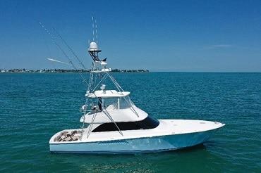 New 2008 VIKING YACHTS 54 CONVERTIBLE Yacht