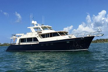 New 2009 MARLOW YACHTS 70E EXPLORER MKII Yacht